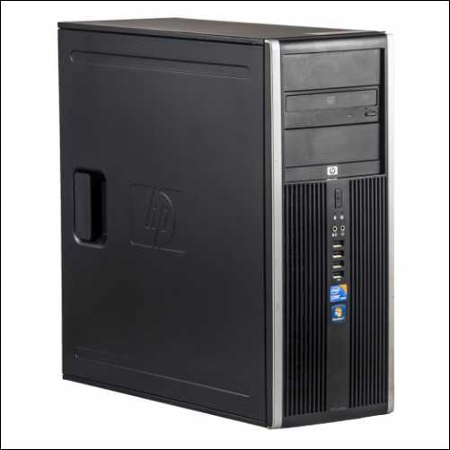 HP 8100 TOWER
