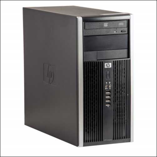 HP Elite 6200 TOWER