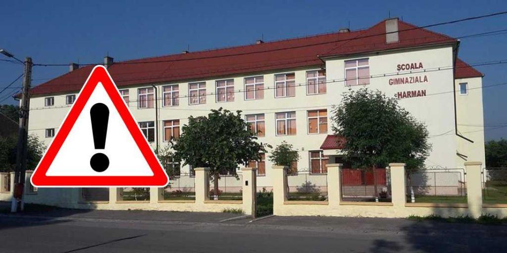 Atentie scoala